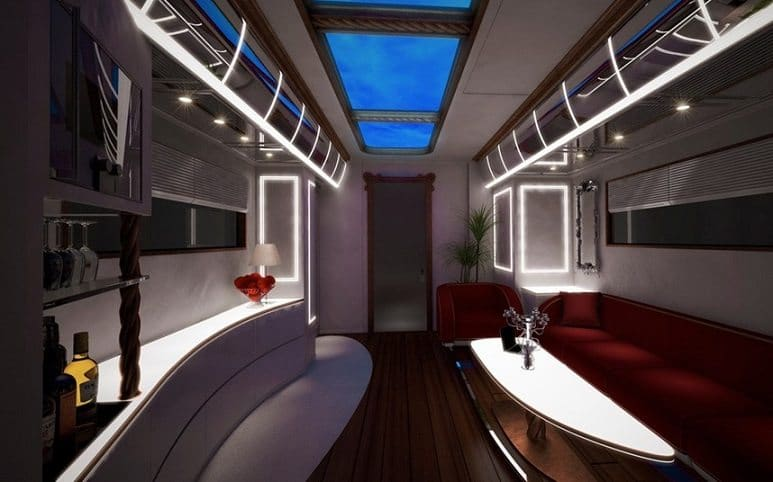 Worlds Most Expensive Motorhome