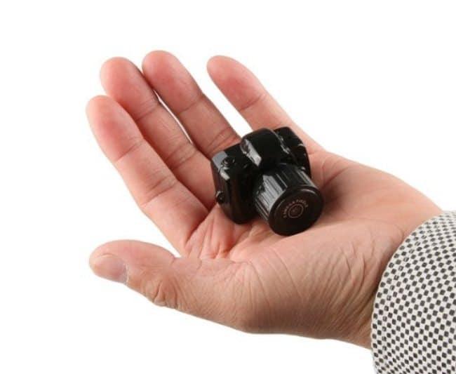 worlds smallest camera
