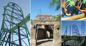 worlds tallest coaster