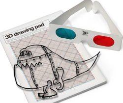 3-D Doodle Drawing Kit