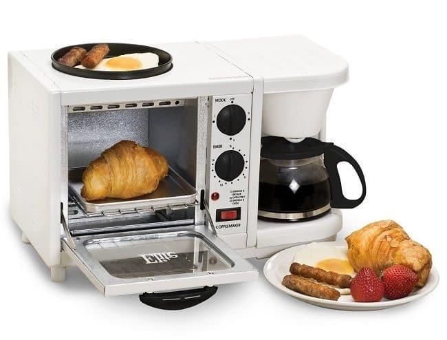 3 in 1 breakfast maker