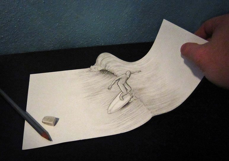 Incredibly Realistic 3d Drawings That Will Mess With Your Mind