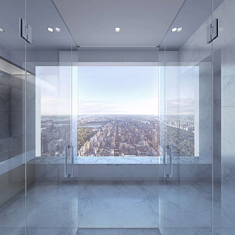 Apartment Prices In New York City: This $95 Million Penthouse Has Views To Die For