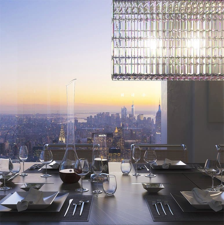 432 park avenue dining room 2