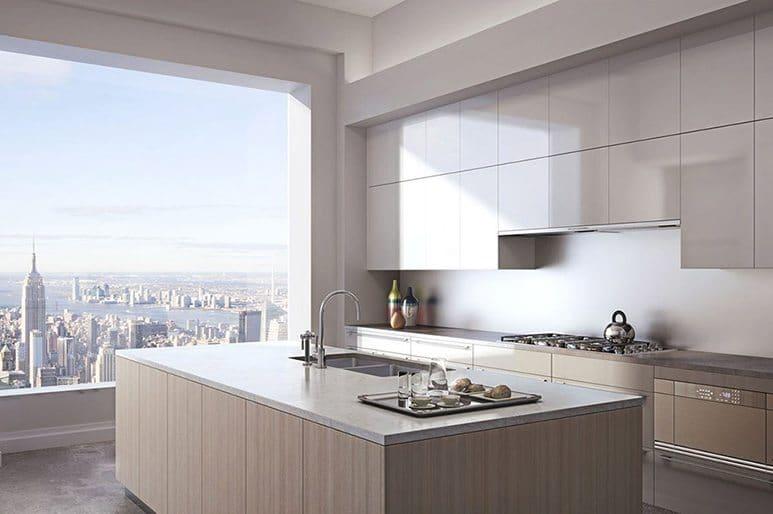 432 park avenue kitchen