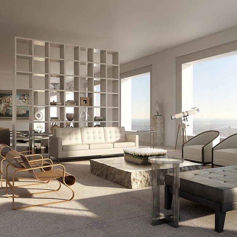 432 park avenue living room 2