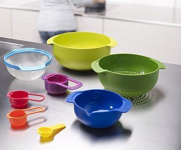 9 Piece Nesting Bowls