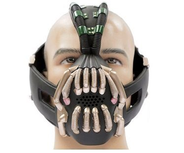 Bane Voice Changing Mask