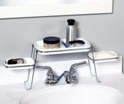 Bathroom Faucet Shelf