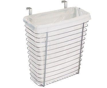 Cabinet Door Waste Basket plain