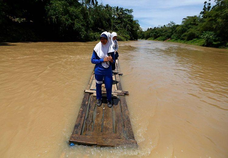 Cilangkap Village, Indonesia