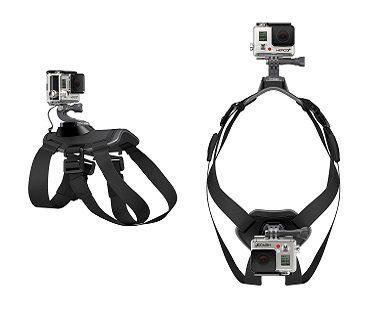 Dog Harness Camera Mount plain