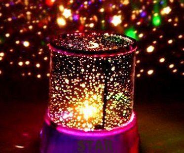 LED Starry Night Lamp