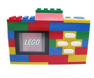 Lego Digital Camera back