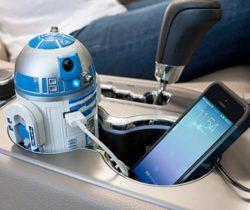 R2-D2 USB car charger