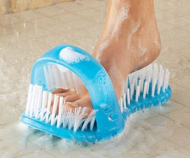 DSC Debates: Do You Need To Scrub Your Feet In The Shower?