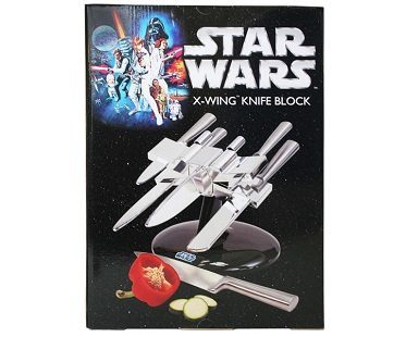 Star Wars X-Wing Knife Block box