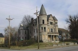 The Ouerbacker Mansion