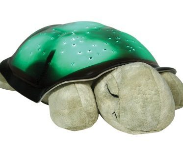 Turtle Constellation Night Light close