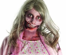 Walking Dead Zombie Latex Mask