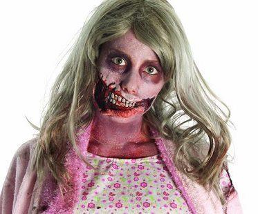 Walking Dead Zombie Latex Mask