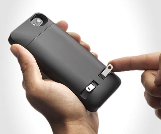 Wall Charger iPhone Case