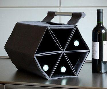 Wine Bottle Carrying Case