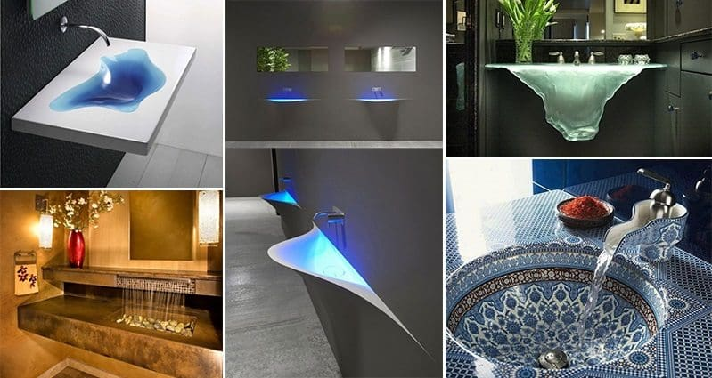 30 Incredible Sinks You Don T See Every Day