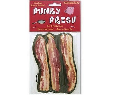 bacon air freshener pack