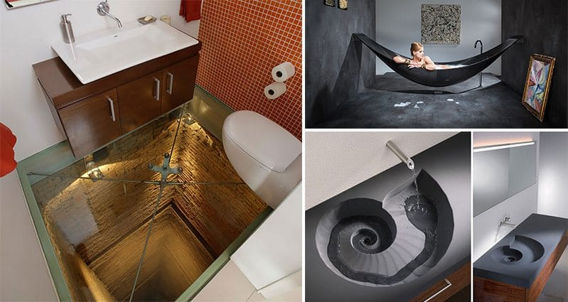 Turn your bathroom from boring to magnificent
