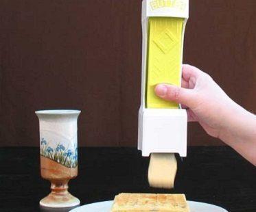 butter cutter waffles