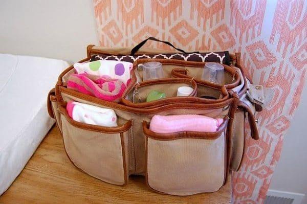 camera bag diaper bag