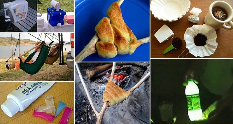 16 Camping Tips You Wish You Knew