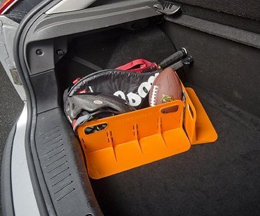 car trunk divider baseball