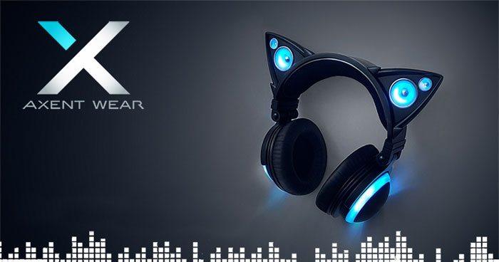 cat earphones axent wear