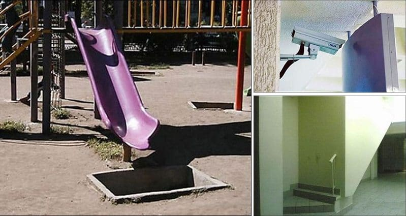 30 Construction Fails That Are Unbelievably Stupid on home inspection fails, home security systems fails, home construction fails, home carpentry fails, home plumbing fails, home addition fails, home repairs fails, home framing fails, home heating fails, home building fails, home carpet fails, cooking fails, home staging fails, home design fails, woodworking fails,