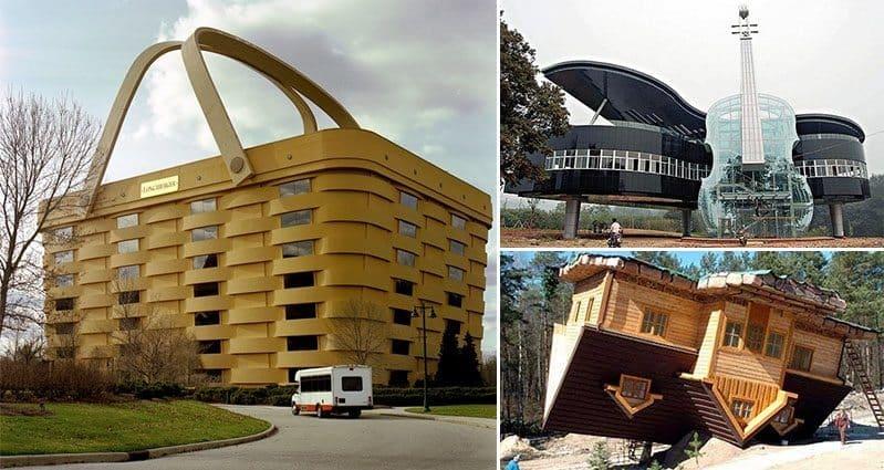 creative buildings