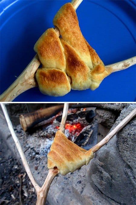 croissant bon fire