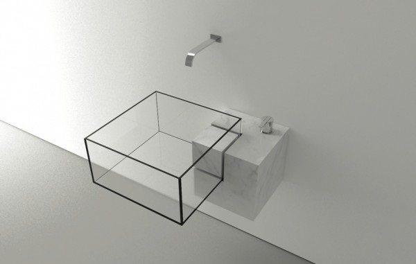 cuboid sink