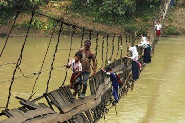 dangerous school journeys