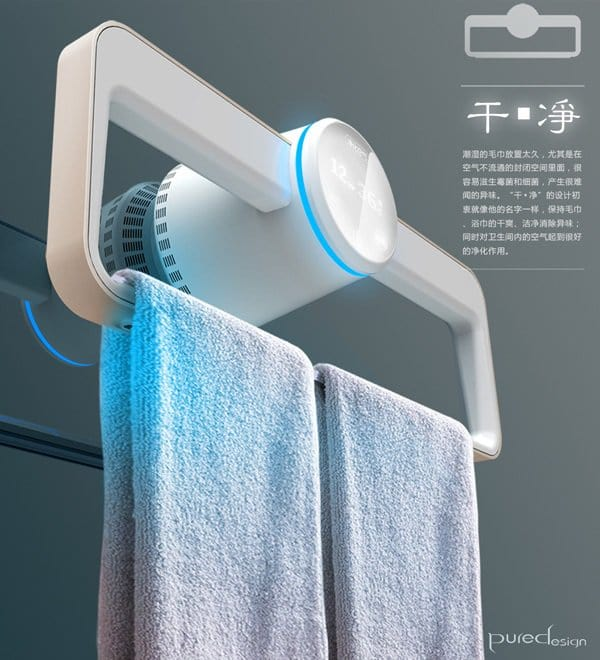 Small Towel Dryer: 16 Brilliant Products That You Wish Existed
