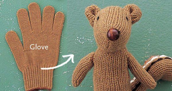 diy glove