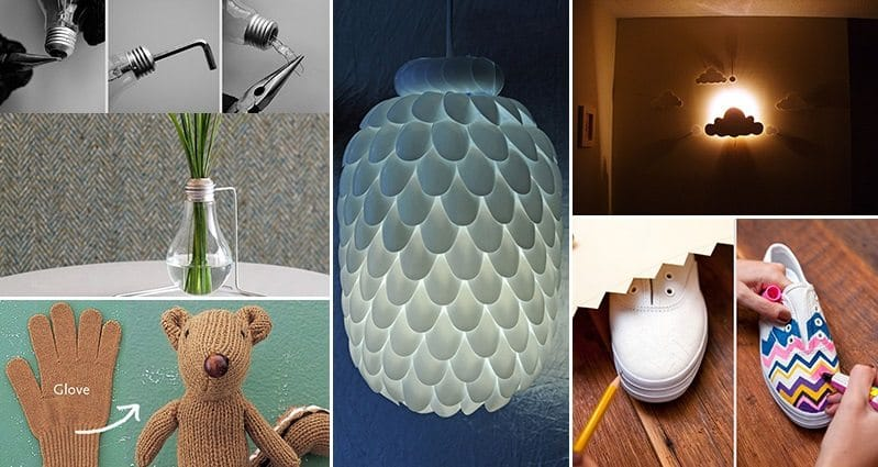 20 creative diy ideas that you will love for Diy inventions household items