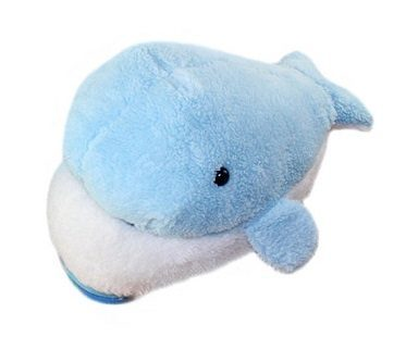 dolphin slipper