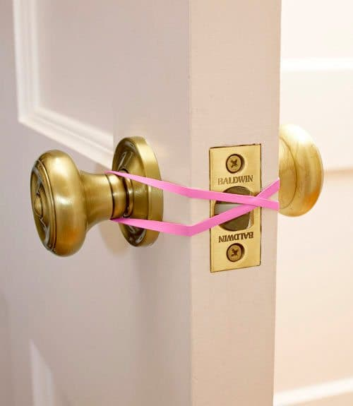 door-rubber-band
