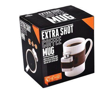 extra shot coffee mug box