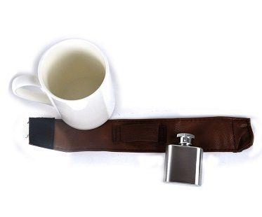 extra shot coffee mug flask