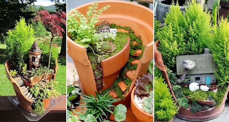 Diy Painted Flower Pots Ideas