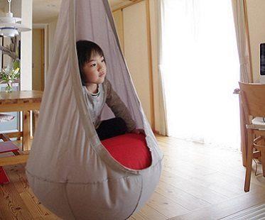 hanging pod