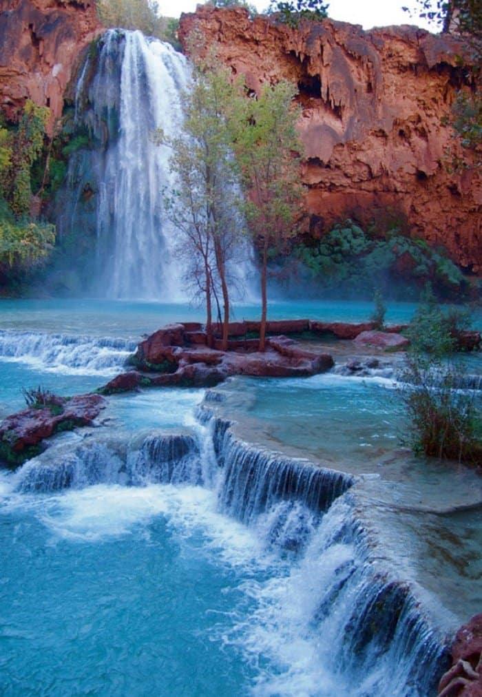 havasu falls left